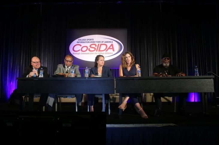CoSIDA 2018 panel