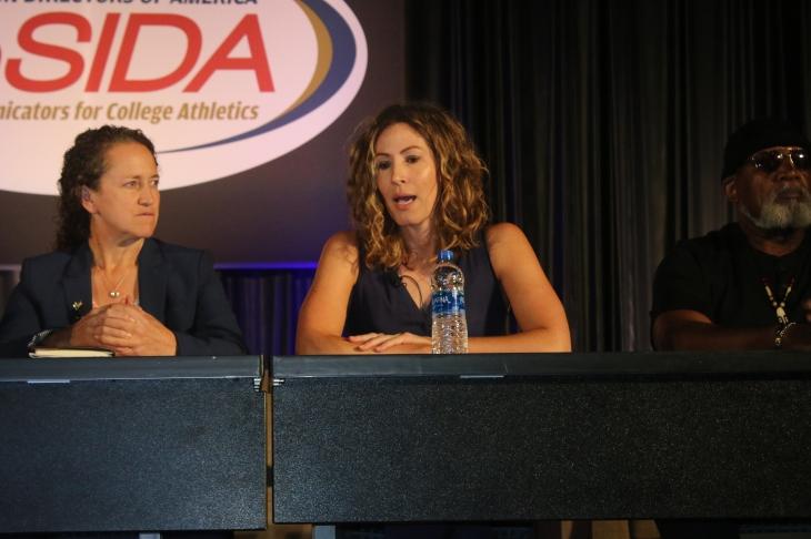 Keri speak CoSIDA 2018